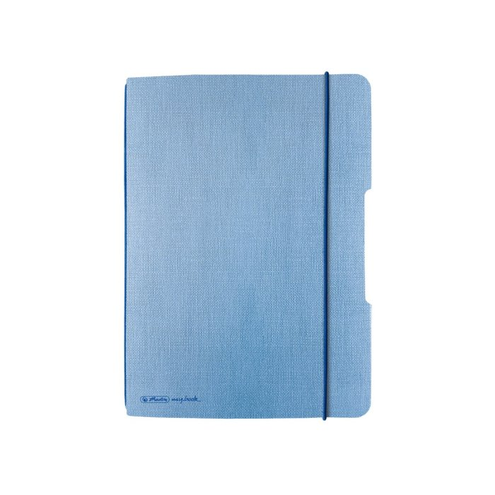 taupe herlitz Notizheft my.book flex DIN A5 PU-Cover