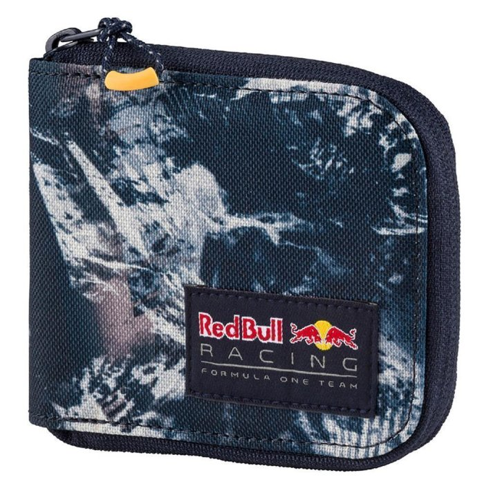 PUMA Red Bull Racing Lifestyle Wallet Total Eclipse