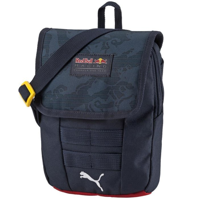 PUMA Red Bull Racing Lifestyle Portable Bag Total Eclipse...
