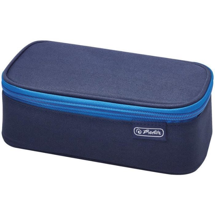 herlitz Schlamper-Etui be.bag BEATBIX Blue