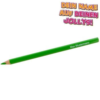 JOLLY Buntstifte Supersticks DELTA 24er Metalletui mit Deinem Namen bedruckt!