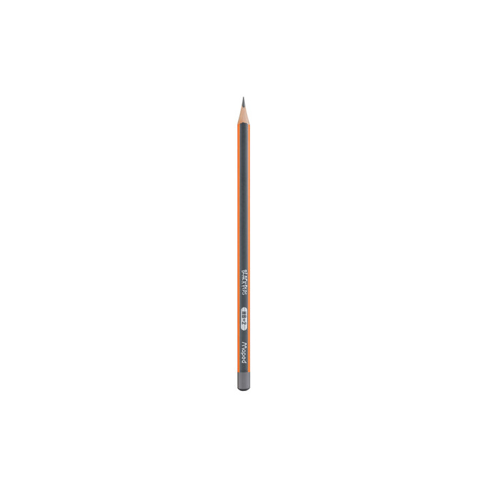 Maped Bleistift BLACKPEPS HB