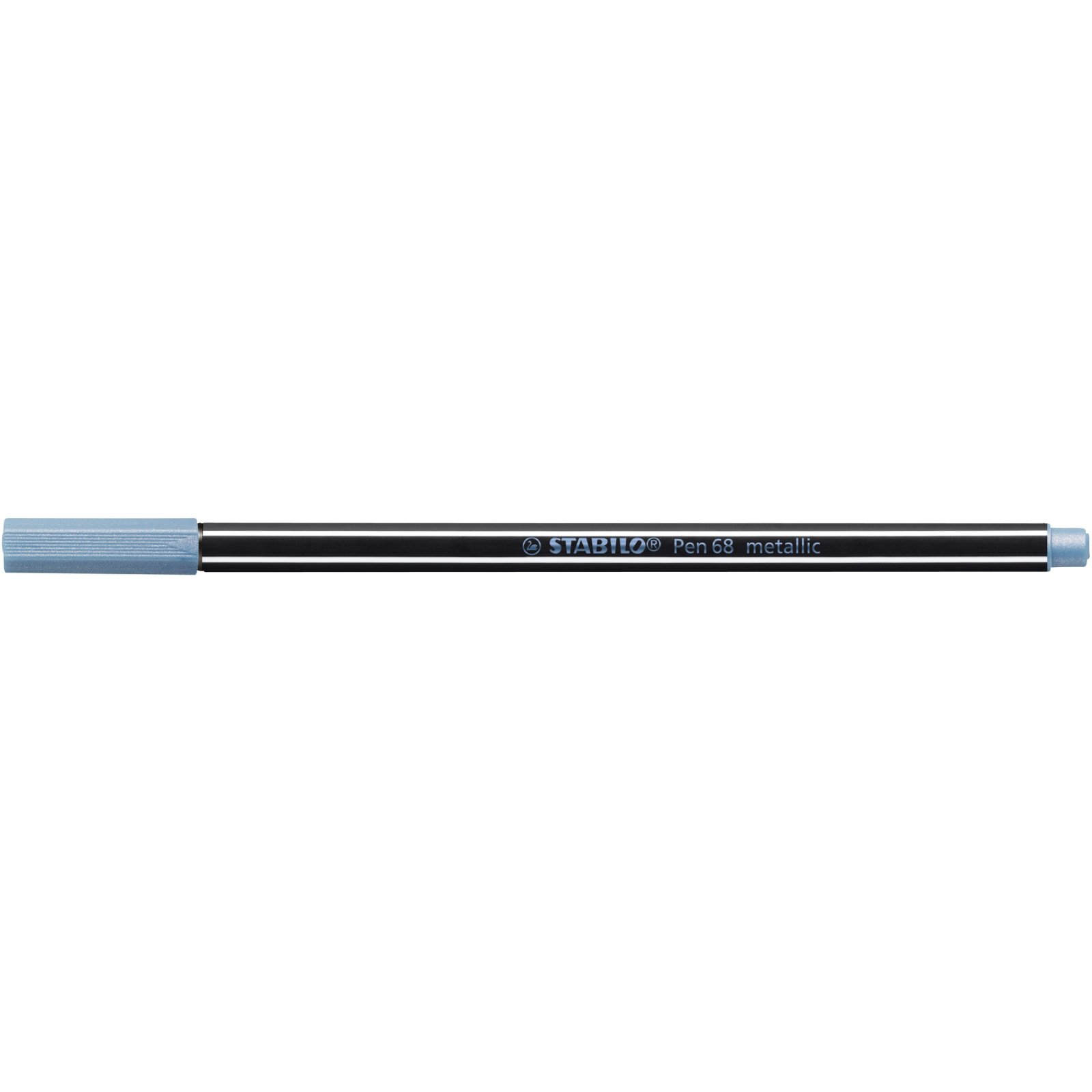 STABILO Pen 68 metallic blau