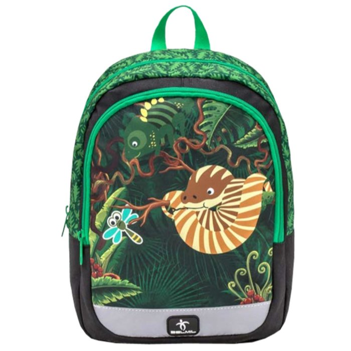 JOLLY Belmil Kindergartenrucksack Kiddy Jungle