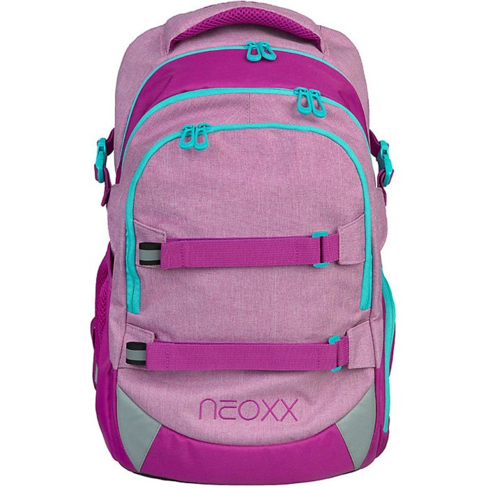 neoxx Schulrucksack Active You glow Girl!