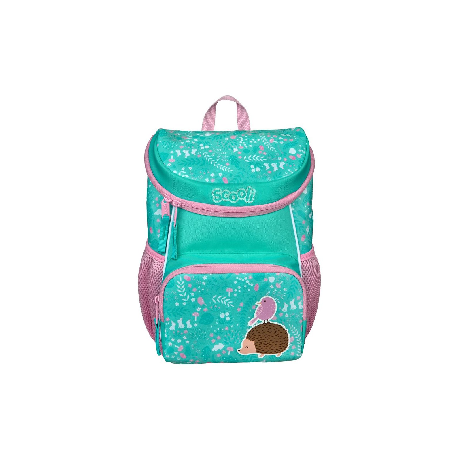 Scooli Mini-Me Kindergartenrucksack Ida & Jill The Forest Friends