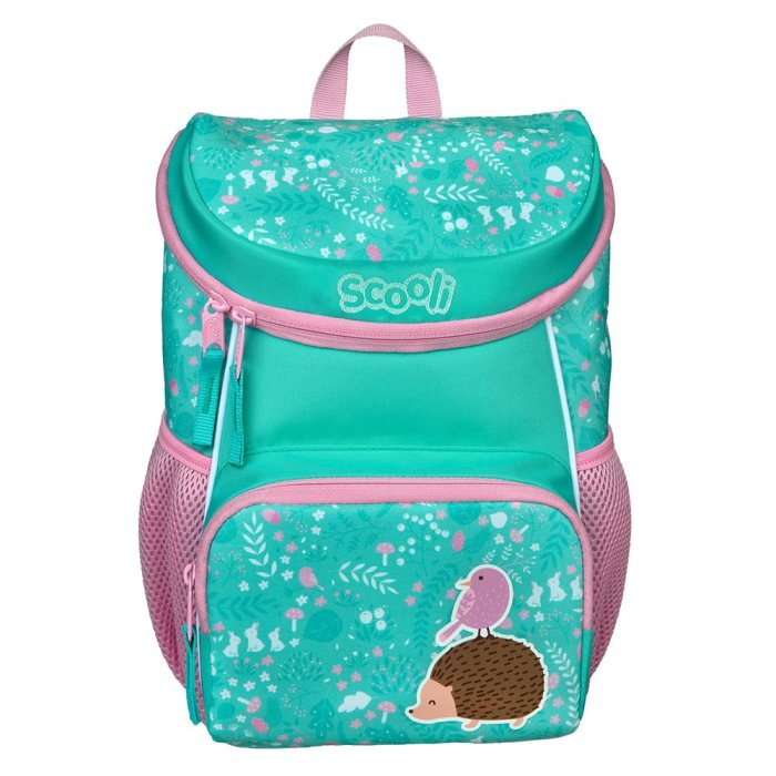 Scooli Mini-Me Kindergartenrucksack Ida & Jill The Forest...