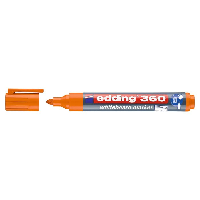 edding 360 Whiteboardmarker orange