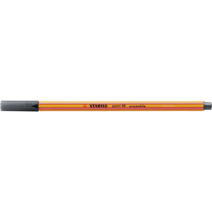 STABILO point 88 erasable schwarz 88/00-46