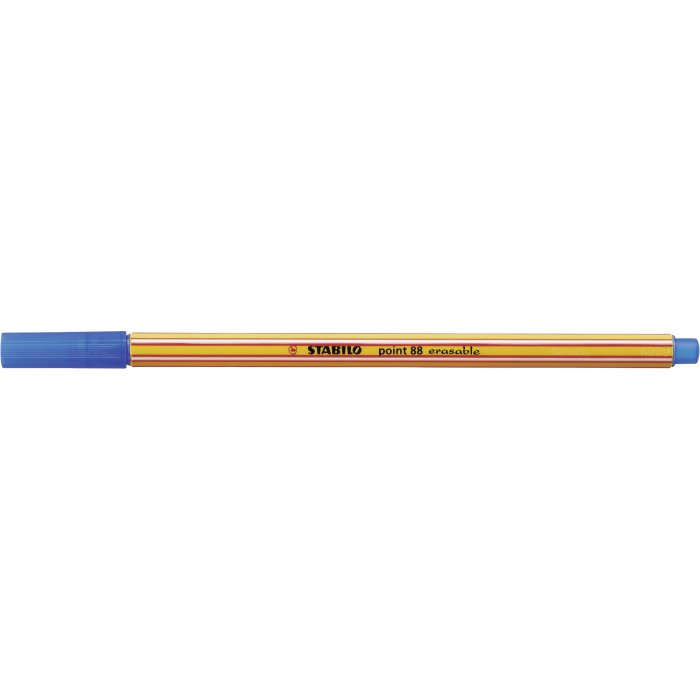 STABILO point 88 erasable blau 88/00-41