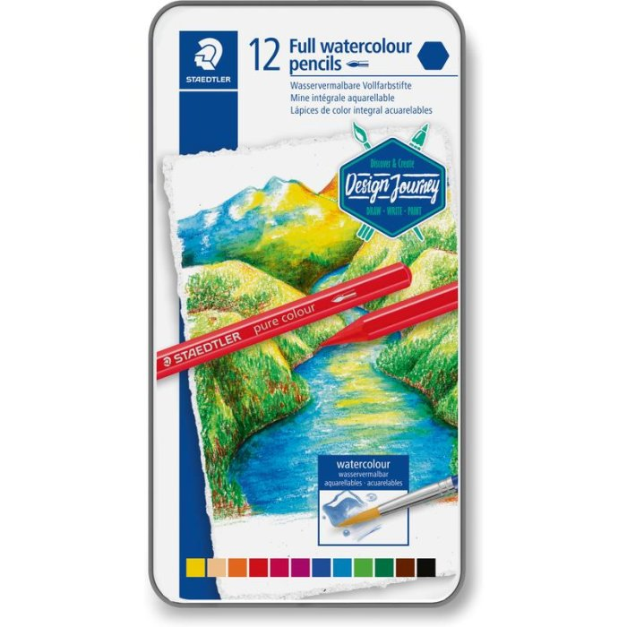 STAEDTLER 14610G pure colour...