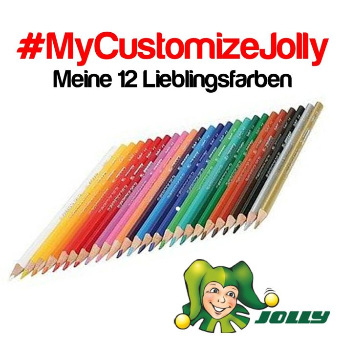 #MyCustomizeJolly Supersticks Delta 12er