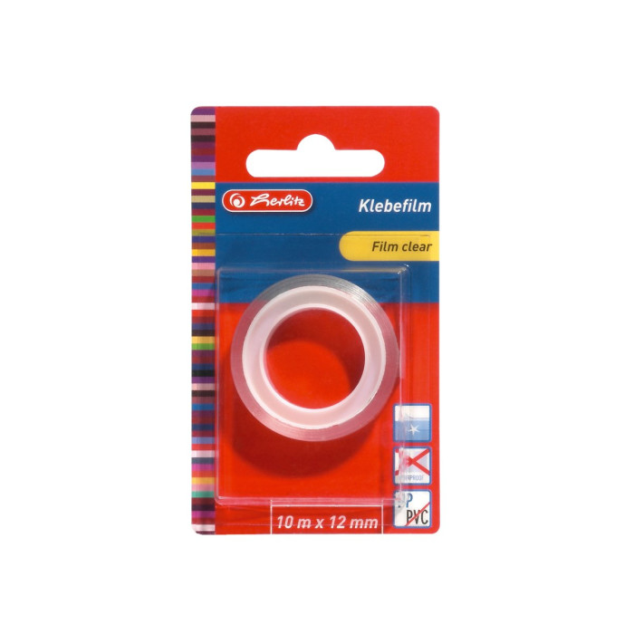 herlitz Klebefilm 10mx12mm transparent