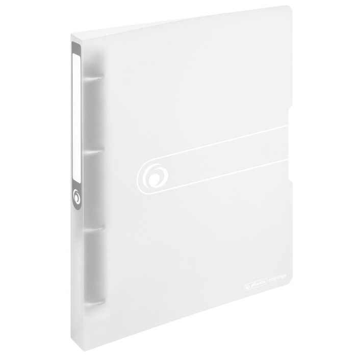 herlitz Ringbuch easy orga to go A4 4-Ring 27mm transparent