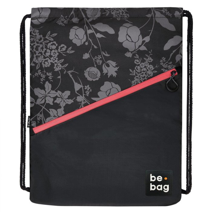 herlitz Sportbeutel be.bag be.daily mystic flower