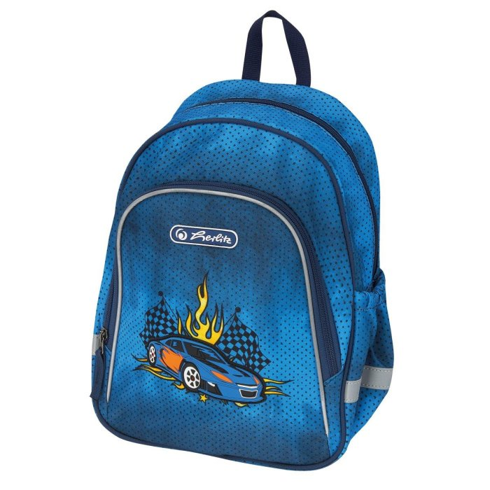herlitz Kinderrucksack Race Car