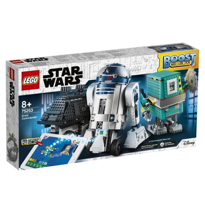 LEGO Star Wars Boost Droide  75253