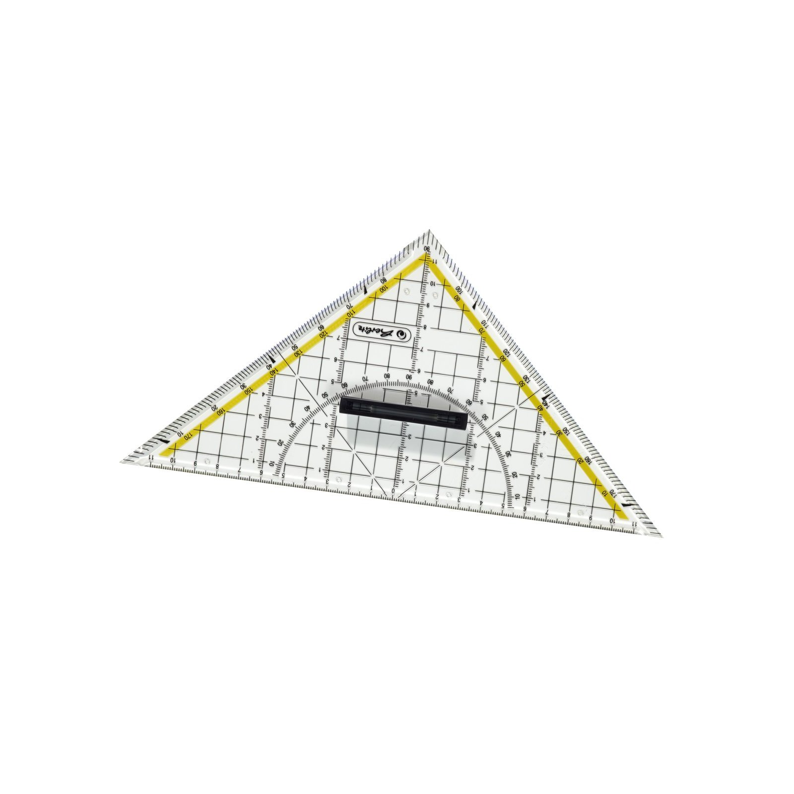 Herlitz Geometriedreieck Geodreieck