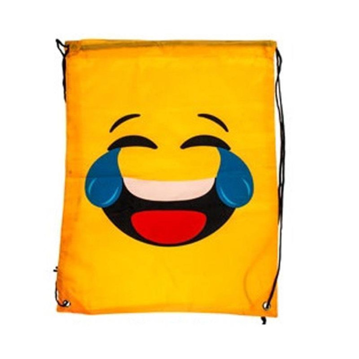 Smiley Turnbeutel 42 x 34 cm LoL