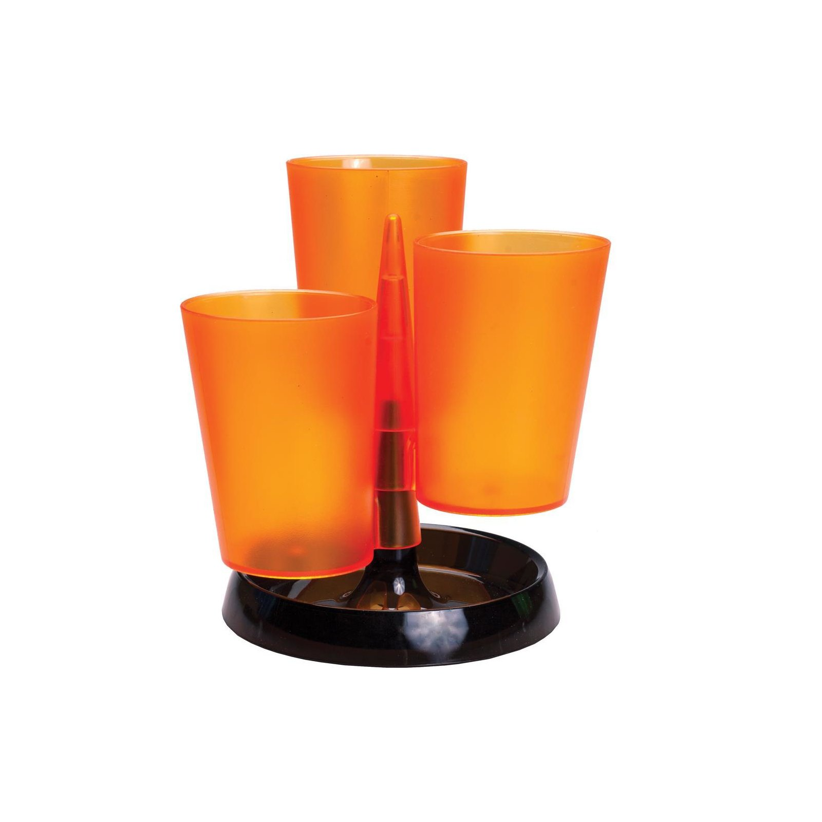 Centrum Schreibtischset Pen holder orange