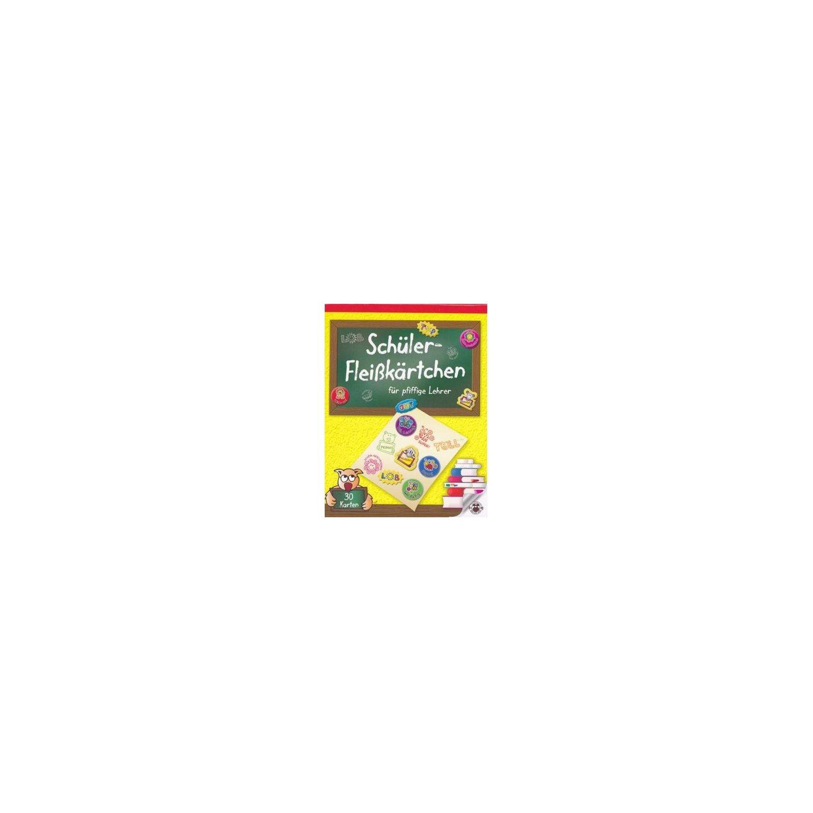 30 Sch/üler-Flei/ßk/ärtchen f/ür pfiffige Lehrer