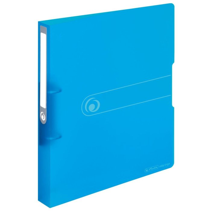 herlitz Ringbuch easy orga to go  A4 2-Ring 38mm blau