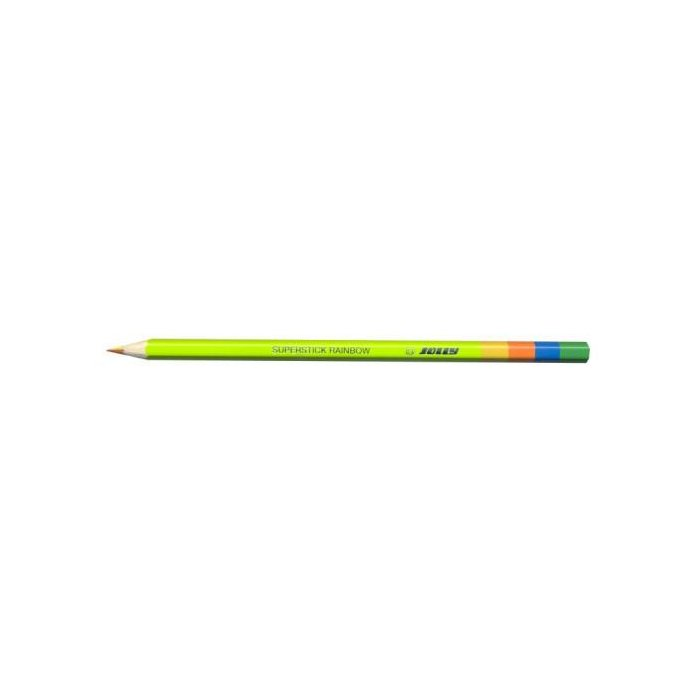 JOLLY Buntstift Supersticks Classic Einzelstift Rainbow...