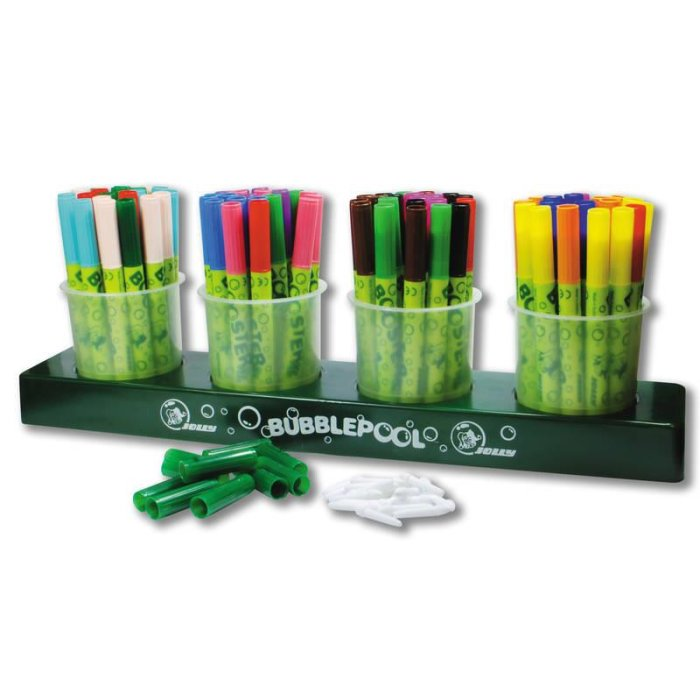 JOLLY Bubblepool BOOSTER XL - Set 115-teilig