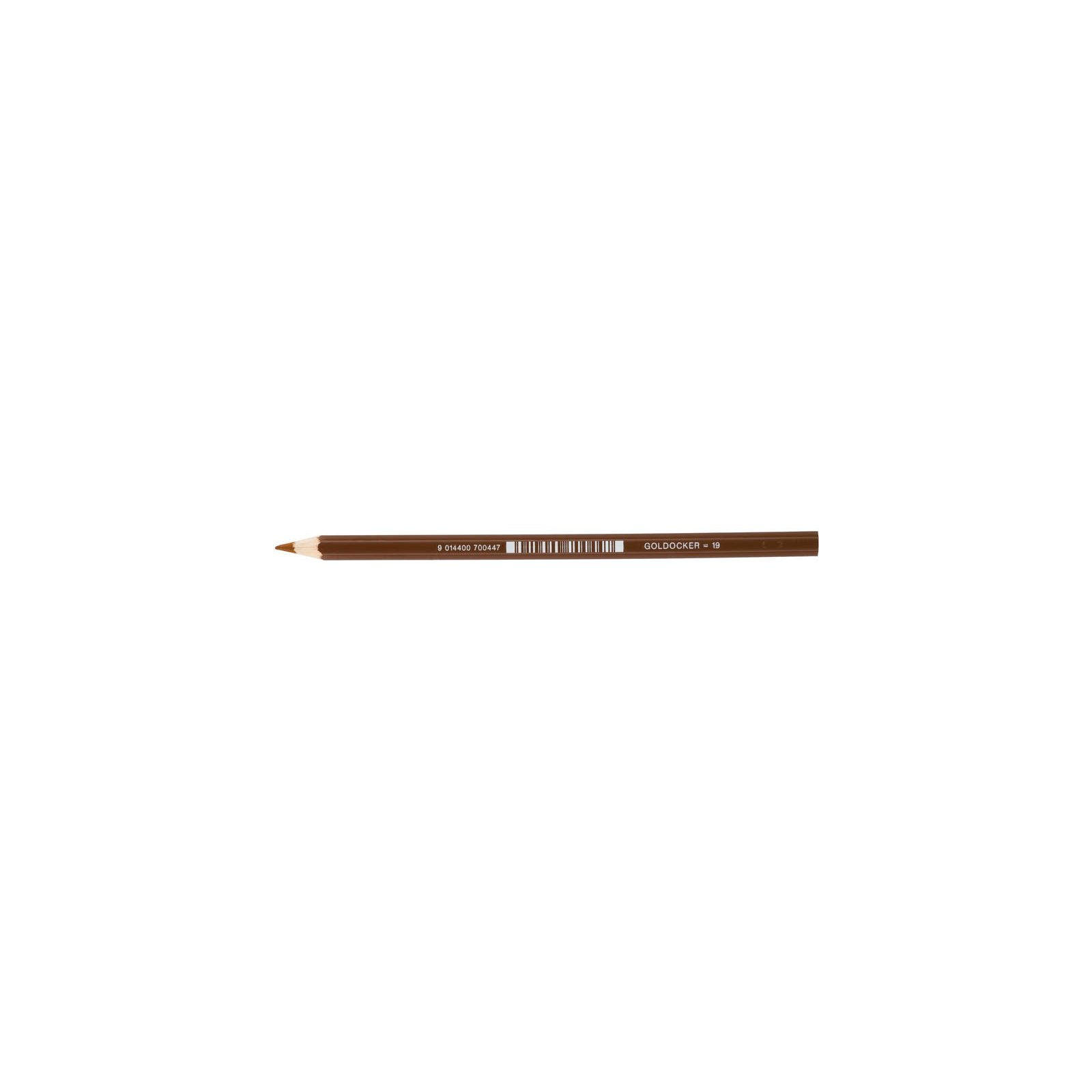 JOLLY Buntstift Supersticks Classic Einzelstift Goldocker = 19