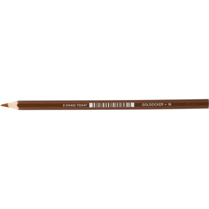 JOLLY Buntstift Supersticks Classic Einzelstift Goldocker...