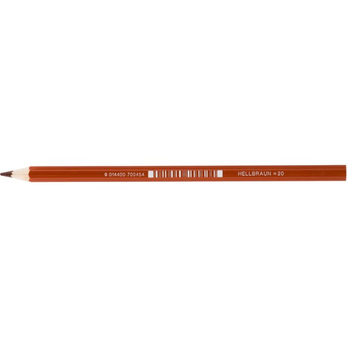 JOLLY Buntstift Supersticks Classic Einzelstift Hellbraun...