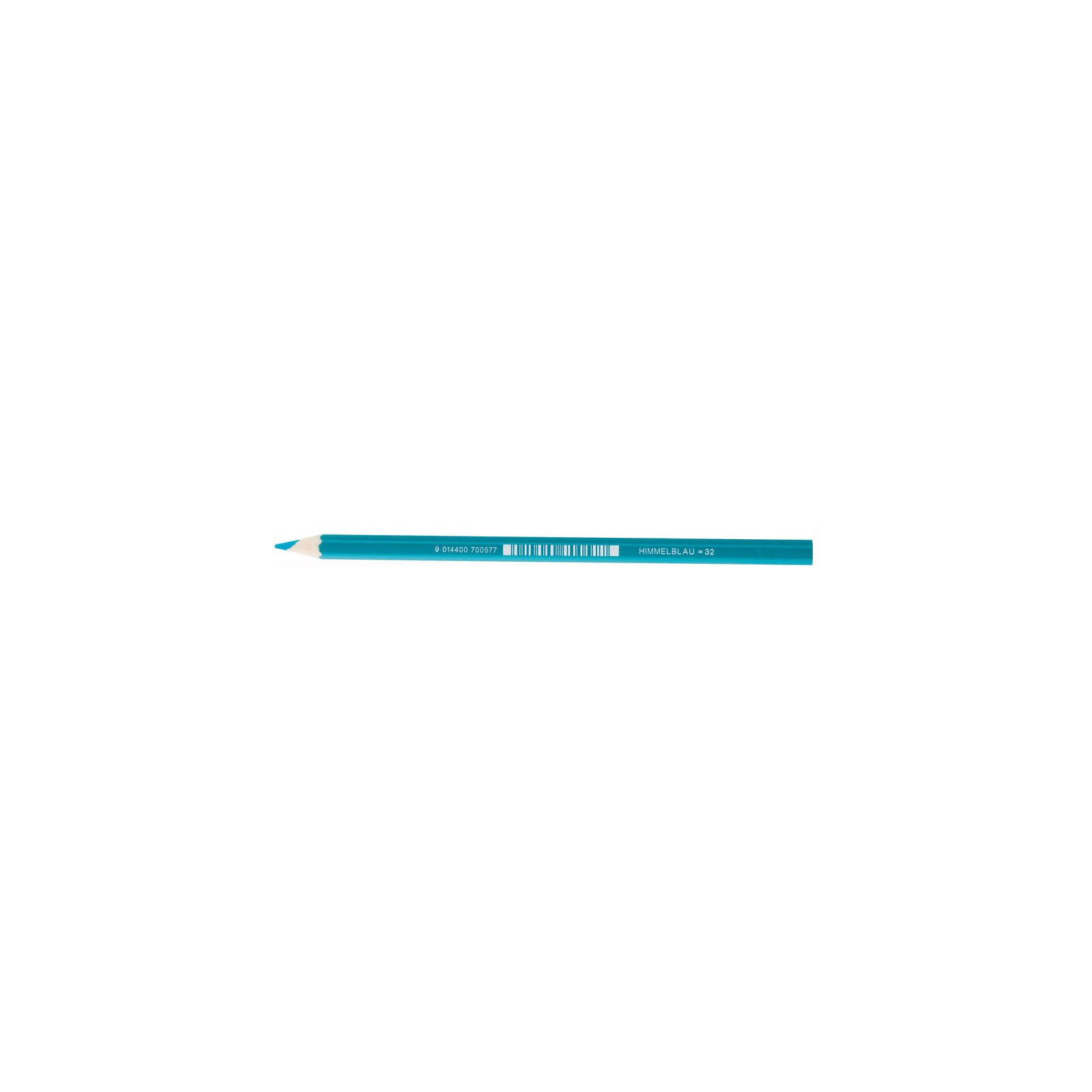 JOLLY Buntstift Supersticks Classic Einzelstift Himmelblau = 32