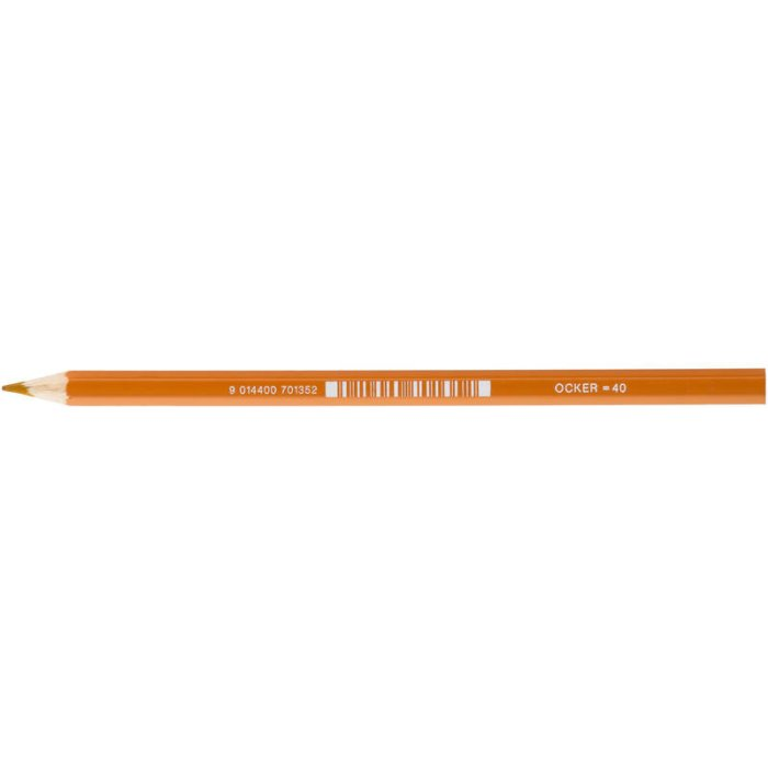 JOLLY Buntstift Supersticks Classic Einzelstift Ocker = 40