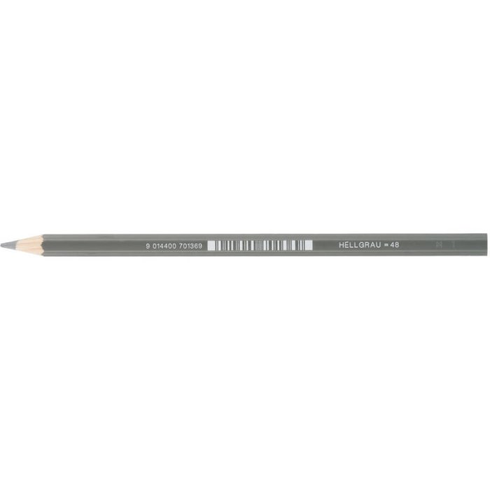JOLLY Buntstift Supersticks Classic Einzelstift Hellgrau...