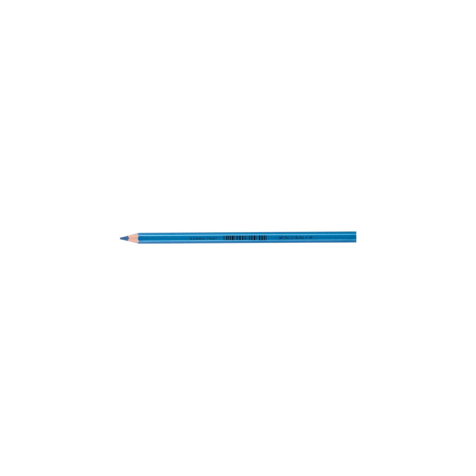 Jolly Farbstift - Superstick kinderfest - Metallic Blau = 214