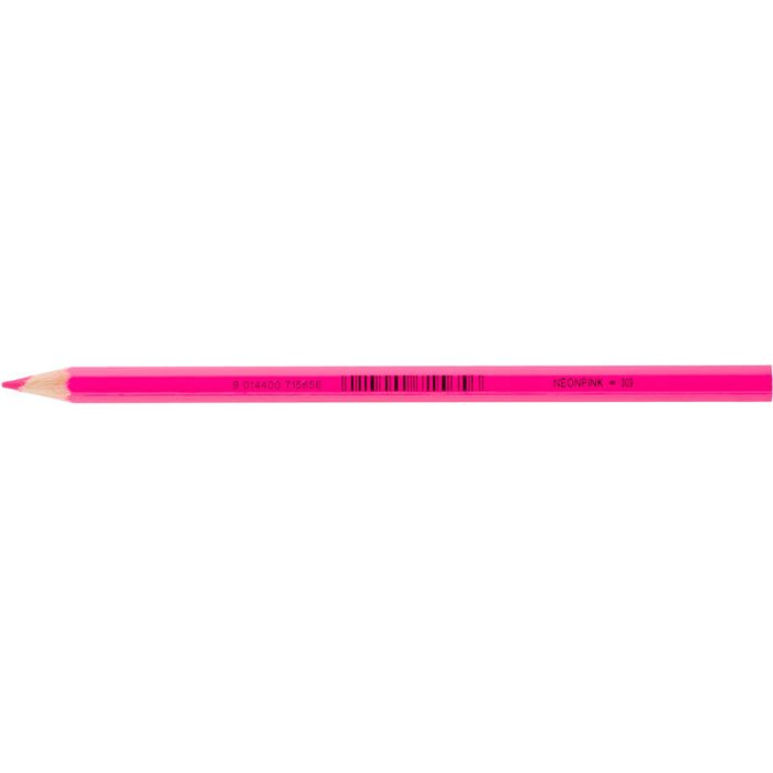 Jolly Farbstift - Superstick kinderfest - Neonpink = 309