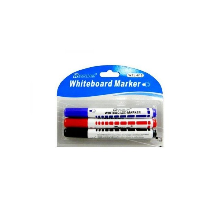 Whiteboard Marker 3er Set
