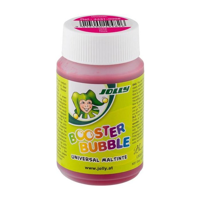 JOLLY Booster Bubble - Nachfülltinte 100ml Rosa