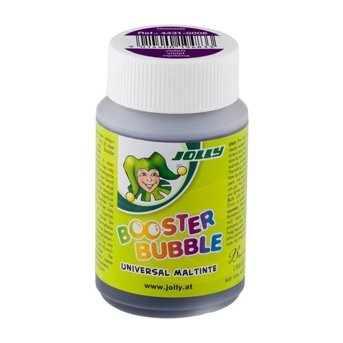 JOLLY Booster Bubble - Nachfülltinte 100ml Violett
