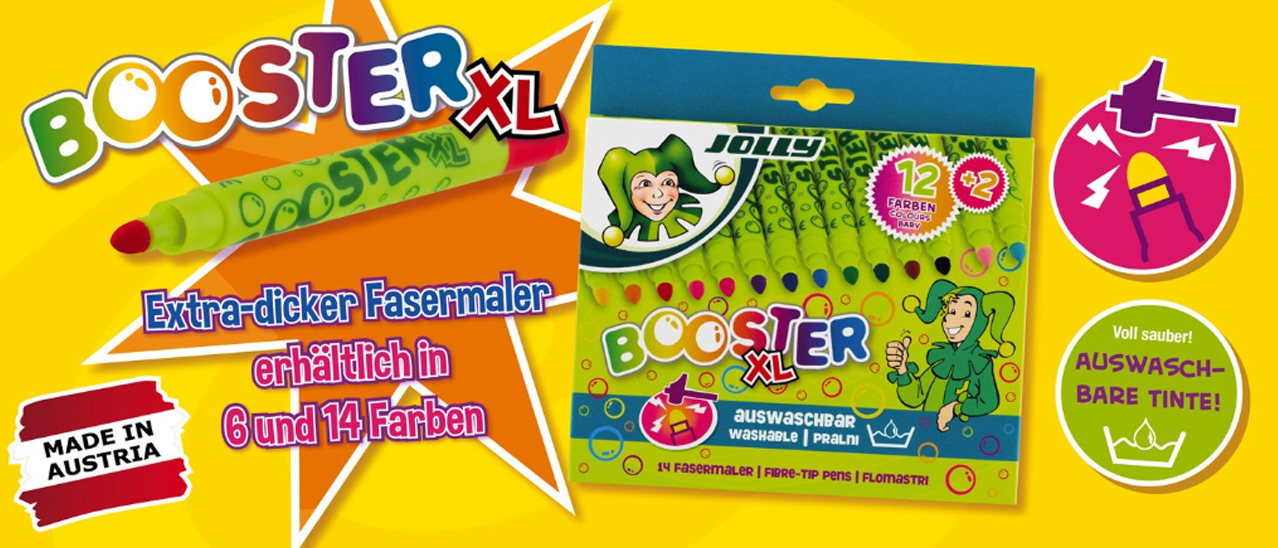 Jolly Booster